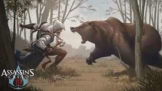 Медведь людоед ► Assassin's Creed III #11