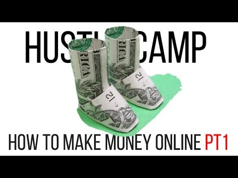 How to Make Money Online Lesson One  -The Big Choice