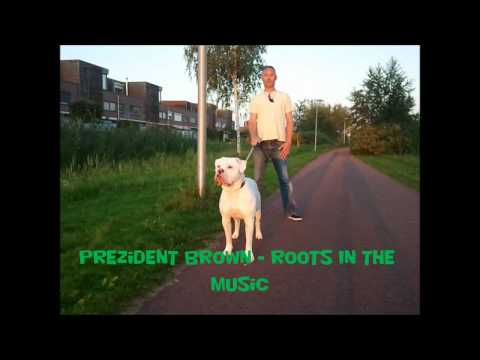 Prezident Brown - Roots In The Music (Undying Love Riddim 1995)