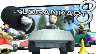 Logan Kart 8 ist ein Meisterwerk! - Crap Racer