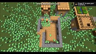 Minecraft: 1000 Creepers vs. 1 Ocelot