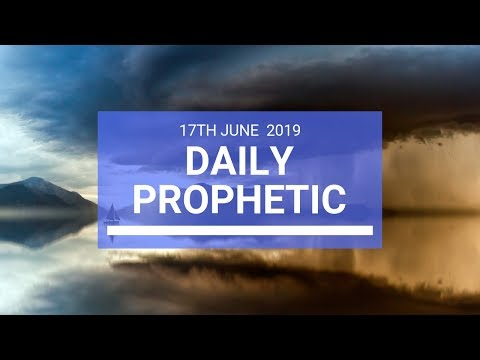 Repeat Daily Prophetic 1 June 2019 Word 1 by Kevin Bridges