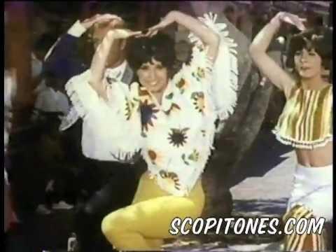 """Scopitone: Herb Alpert & The Tijuana Brass -  """"Tijuana Taxi"""" (S-1064)"""