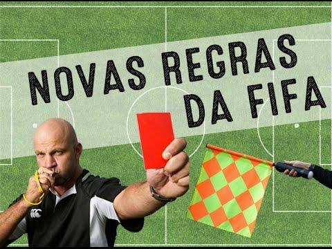 Resultado de imagem para novas regras de futebol