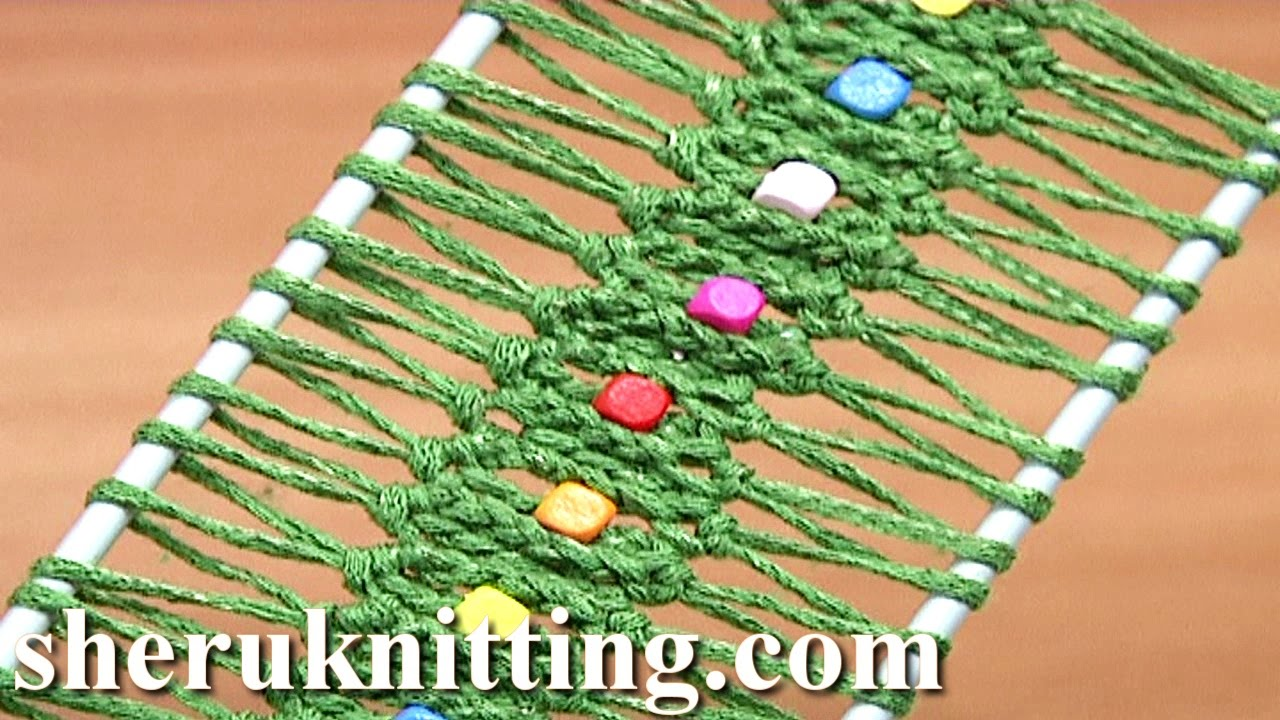 Hairpin lace crochet with beads tutorial 25 easy to make hairpin hairpin lace crochet with beads tutorial 25 easy to make hairpin strip bankloansurffo Image collections
