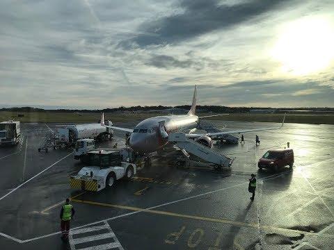 TRIP REPORT | JET2.COM | 737-300 | NEWCASTLE-ALICANTE | ECONOMY | HD