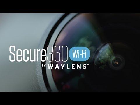 Waylens Secure360 Automotive Security Camera