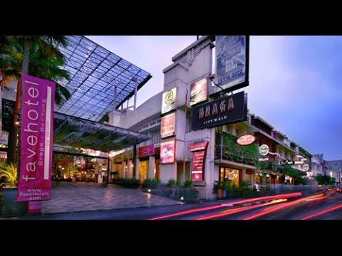 5 Mall Bandung yang Paling Populer!