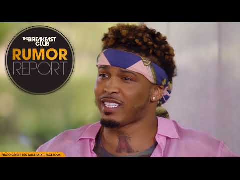 August Alsina Battled Addiction To Painkillers After Accident
