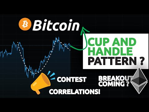 BITCOIN CUP AND HANDLE PATTERN FORMING ??? ETHEREUM BREAKOUT ?!?! THESE CHARTS ARE IMPORTANT!!!