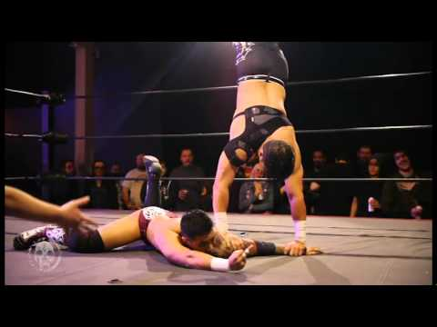 **FREE MATCH** Freelance Wrestling: Mustafa Ali Vs. Isaias Velazquez 1/8/16
