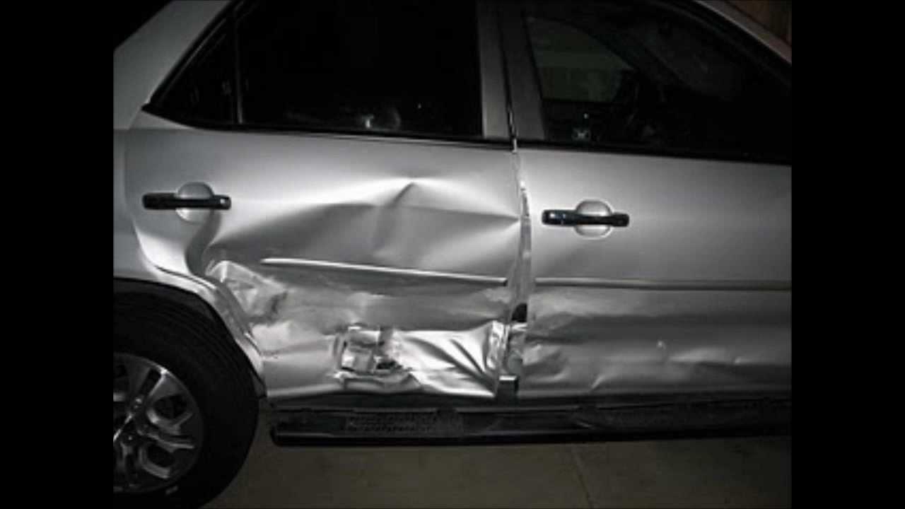 2003 Acura Mdx Accident