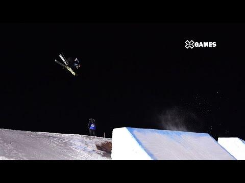 Save Nick Goepper wins Men's Ski Slopestyle silver | X Games Norway 2017 Pics