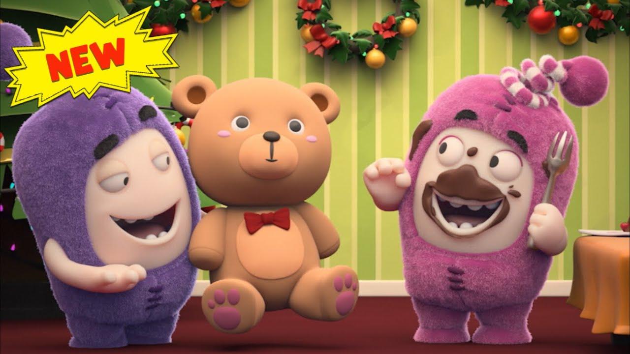 Oddbods   CHRISTMAS 2019   Perfect Present   Funny Cartoons For Kids