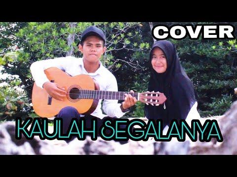 "Cover ""KAULAH SEGALANYA"" - Haslindah Alimuddin"