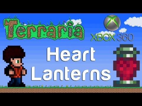 Terraria Xbox - Heart Lanterns [125]