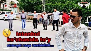 Istanbul köchalarida töy