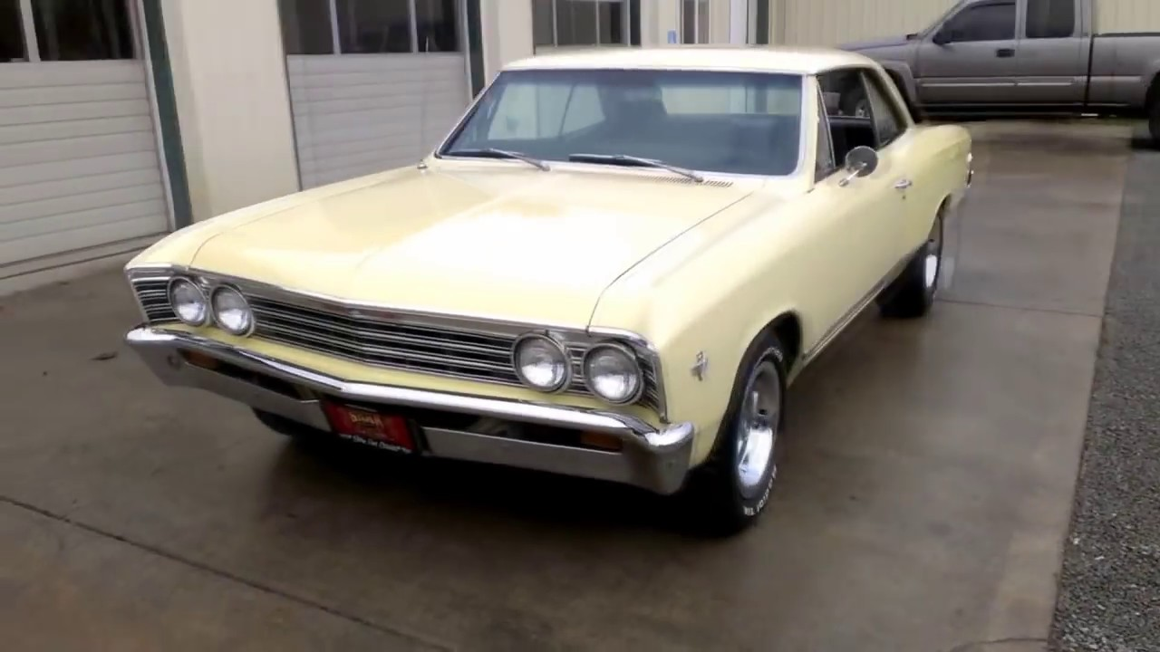 Watch on 1967 chevelle malibu