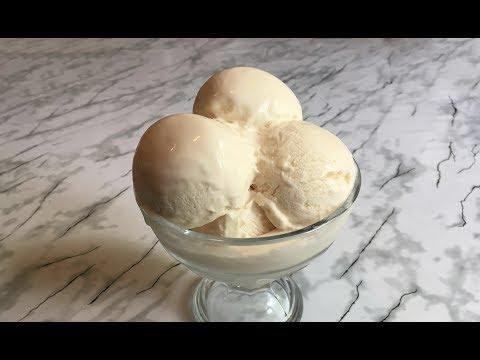 Мороженое Из 2х Ингредиентов / Мороженое Пломбир / Homemade Ice Cream / Простой Рецепт(Вкуснятина)