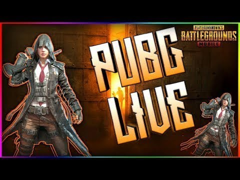 🔴 PUBG Mobile Live  | Subscribe Now to stay Updated | RagzyTV !!