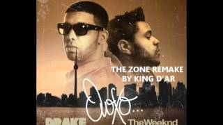 The Weeknd Feat. Drake - The Zone Full Original Instrumental + Drake part (by King D