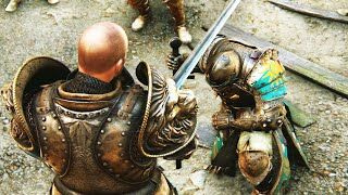 For Honor Gameplay Walkthough E3 2016 | Ubisoft Press Conference