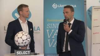Lehditöstilaisuus: KuPS - FC Lahti