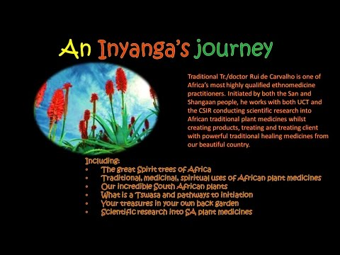 An Inyanga's Journey