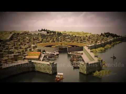 Port Punique De Carthage (Projet de fin d'études / ISAMM )