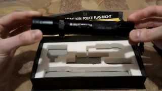 Посылка с Алиэкспресс.Электрошокер фонарик.Распаковка-обзор(Название Электрошокера: Multifunction Police Flashlight ------------------------------ Ссылка на похожий товар: http://goo.gl/VNIvSv Зарабатывай..., 2015-01-15T20:00:16.000Z)