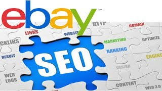 eBay SEO and eBay Search Rank to Get traffic to your eBay Listings