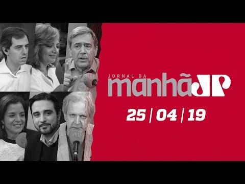 Jornal da Manhã - 25/04/2019