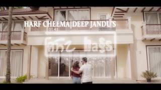 Supne [BASS BOOSTED] Harf Cheema Ft Deep Jandu | Latest Punjabi Song 2017 | Speed Records