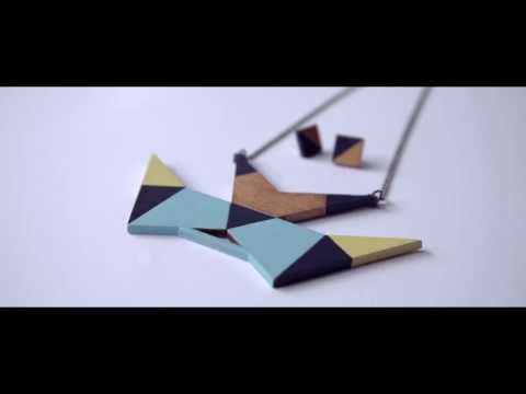 Jewellery SUI fine geometry