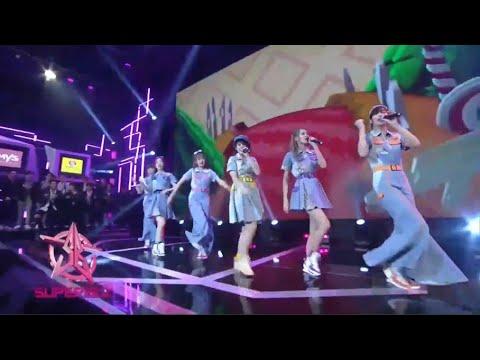 Live BNK48 SuperBoy Project (24/11/2019)