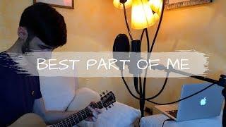 Ed Sheeran ft. Yebba - Best Part Of Me [Acoustic Cover - Federico Madeddu]