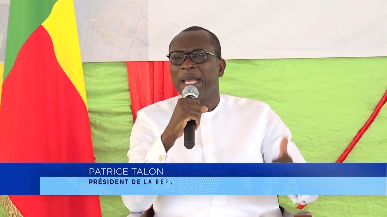 Tournée présidentielle : Aplahoué, dernière étape dans le Couffo