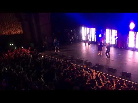 $uicideBoy$ Live San Antonio Aztec Theatre 11/22/2017 Pt. 5