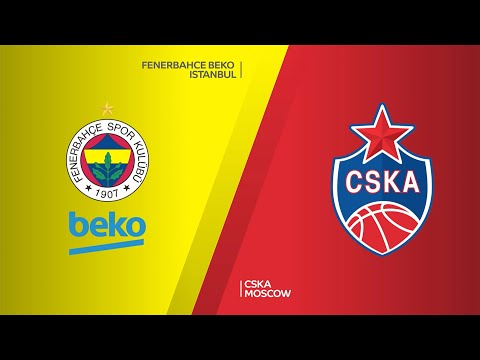 Fenerbahce Beko Istanbul - CSKA Moscow Highlights | Turkish Airlines EuroLeague, PO Game 3