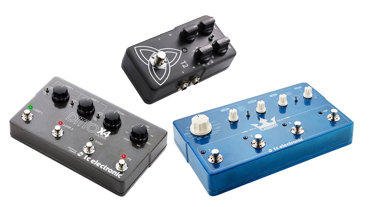 all tc electronic ambient guitar soundscape triple delay ditto x4 looper t2 reverb youtube. Black Bedroom Furniture Sets. Home Design Ideas