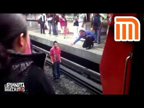 Los SECRETOS Del METRO DE LA CDMX | ¿Cuántos Personas Han Muerto?