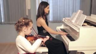 """Анна Цыбулина - """"Журавель"""", В. Калинников"""