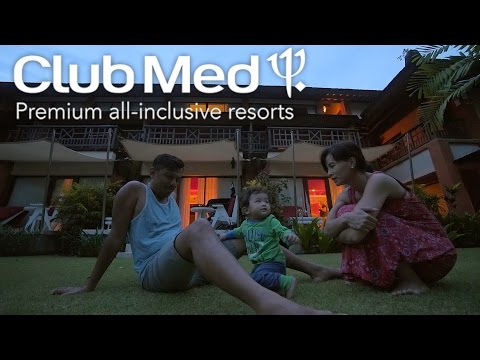 Club Med Bali: The Cleanest Resort...EVER!