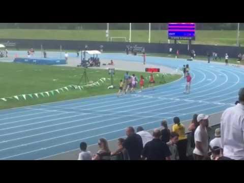 Part of Nunu 1500m USATF JUNIOR OLYMPICS 2017 @ ICAHN STADIUM
