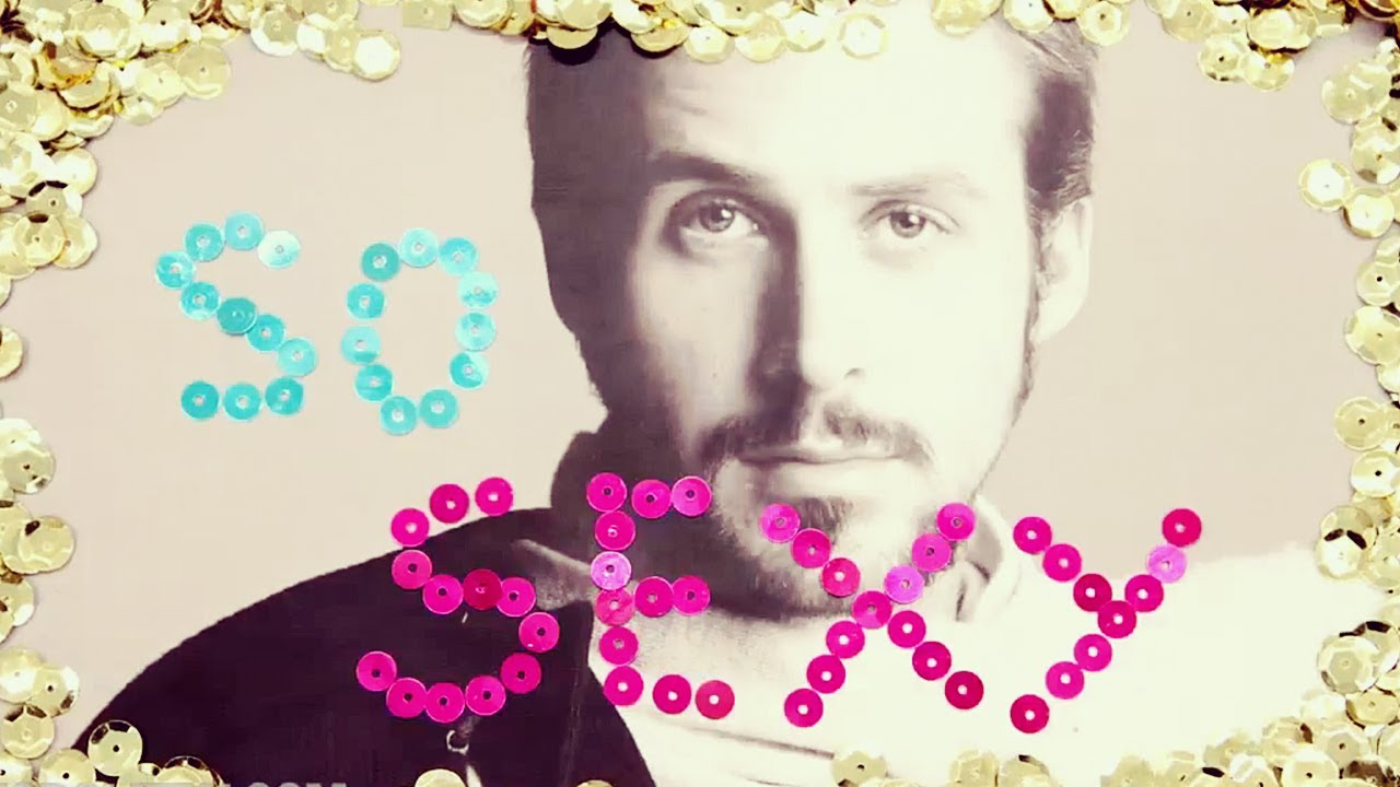 An Ode to Ryan Gosling — in Sequins