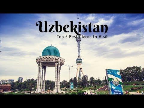 5 Best Places is very Amazing - Uzbekistan Travel
