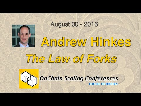 Andrew Hinkes - The Law of Forks