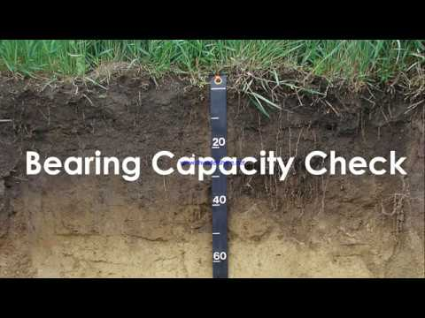 How To Check Bearing Capacity Of Soil At Site