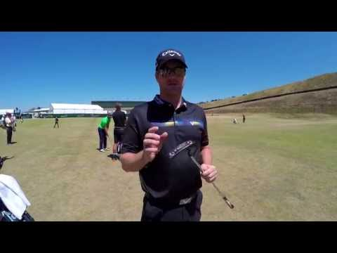 Callaway at Chambers Bay: Short Game Tips With Marc Warren