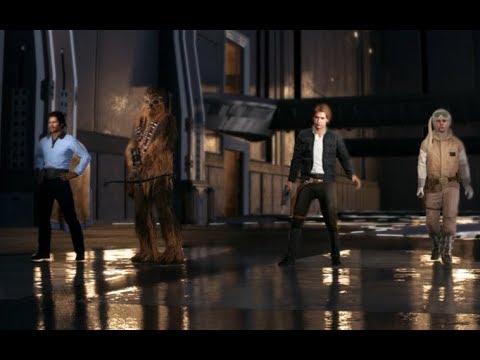 Star Wars Battlefront 2 Heroes Vs Villains 546 Lando MVP thumbnail